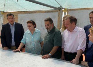 Γρήγορες κινήσεις για την ανάδειξη του μνημείου της Αμφίπολης