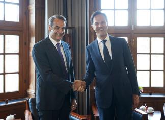 Κυρ. Μητσοτάκης: Η Ευρώπη πρέπει να προστατεύσει τα ελληνικά σύνορα