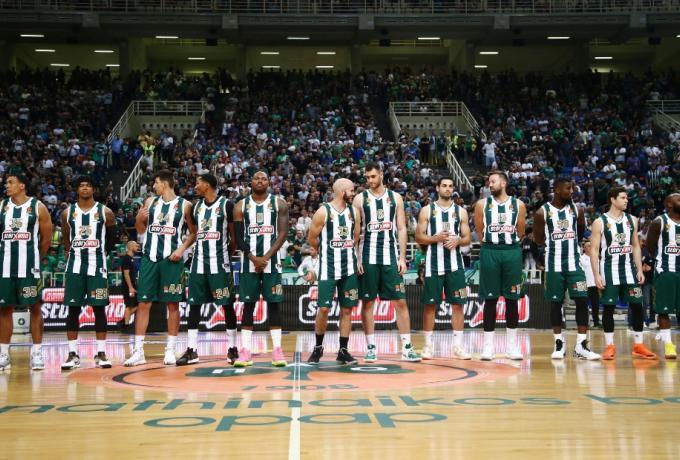 ΟΑΚΑ: Ο Παναθηναϊκός έχασε 78-79 από την Αρμάνι