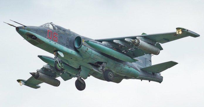 Ρωσικό μαχητικό συνετρίβη στη Σταυρούπολη