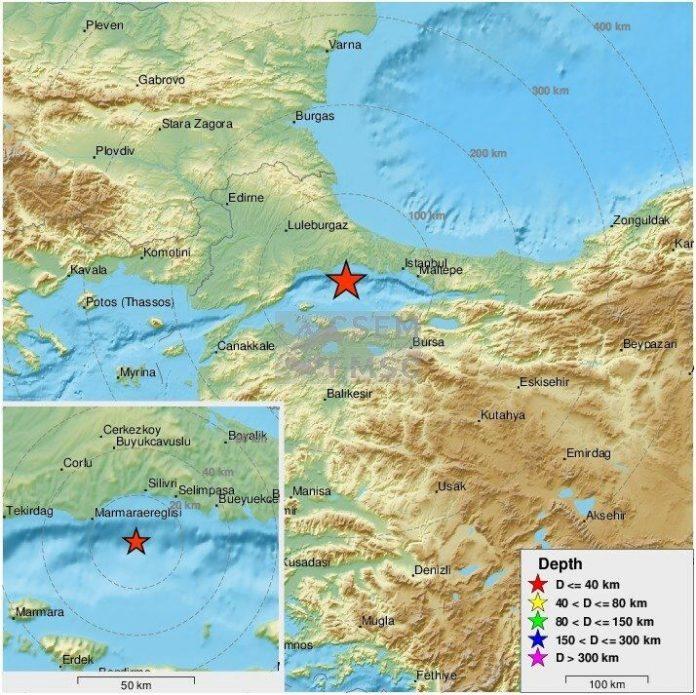 ΤΟΥΡΚΙΑ: Περιμένουν σεισμό 7 Ρίχτερ - Φόβοι και για ελληνικές περιοχές