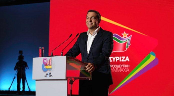 Τσίπρας: Η ύφεση δεν είναι μονόδρομος