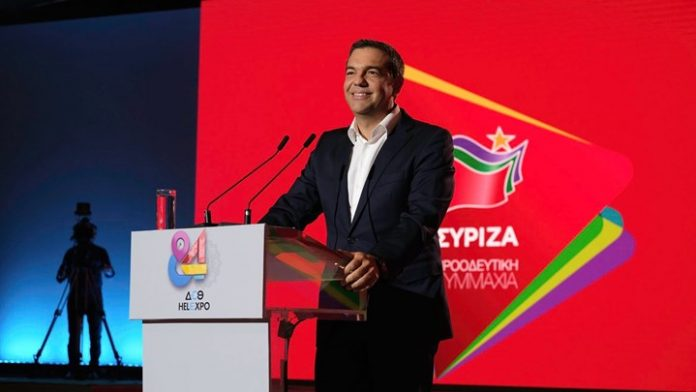 Τσίπρας: Η χώρα έχει νέα κυβέρνηση, αλλά έχει και μια ισχυρή, ισχυρότατη αντιπολίτευση