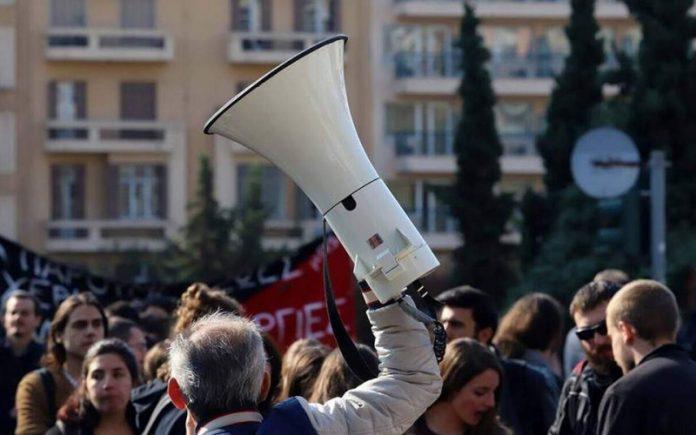 Με συλλαλητήριο απαντούν στην κυβέρνηση οι εργαζόμενοι στον τουρισμό και τον επισιτισμό