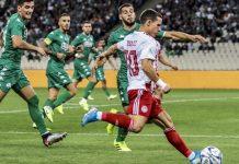 Super League: Παναθηναϊκός - Ολυμπιακός 1-1