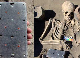 """Σιβηρία: Απίστευτη ανακάλυψη - Ανασκαφές έφεραν στο φως πανάρχαιο… """"iphone"""""""