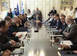 Υπουργικό Συμβούλιο: Τι θα συζητηθεί στη σημερινή συνεδρίαση