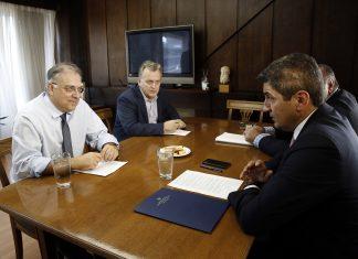 Συνεργασία των υπουργείων Εσωτερικών και Αθλητισμού για την ασφάλεια των αθλητικών εγκαταστάσεων