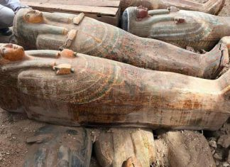 Αίγυπτος: Εκατό άθικτες σαρκοφάγοι ανακαλύφθηκαν στην Νεκρόπολη της Σακκάρα