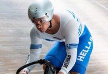 Ασημένιο μετάλλιο στην ποδηλασία ο Βολικάκης
