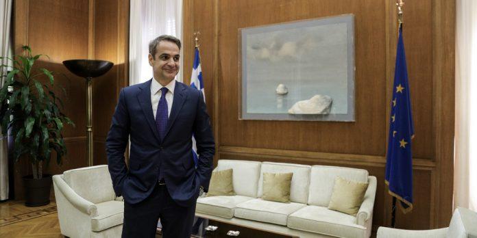 Ξεκινούν σήμερα τα ραντεβού του Μητσοτάκη με τους πολιτικούς αρχηγούς