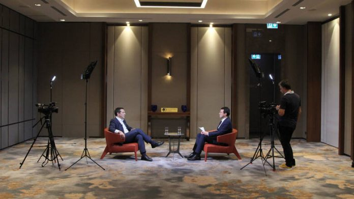 Αποκαλύψεις Τσίπρα για το παρασκήνιο της Συμφωνίας των Πρεσπών