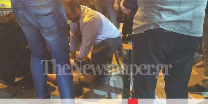 Βουλευτής της ΝΔ σώζει γυναίκα που υπέστη ανακοπή στη μέση του δρόμου