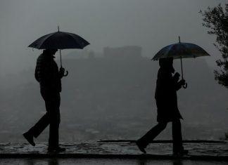 Καιρός: Έκτακτο δελτίο – Έρχονται καταιγίδες, χαλάζι και θυελλώδεις άνεμοι