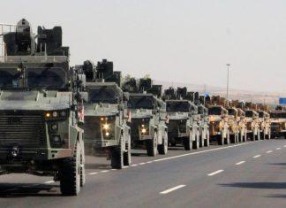 Ξεκίνησε η εισβολή της Τουρκίας στη Συρία με την ονομασία «Πηγή της Ειρήνης»