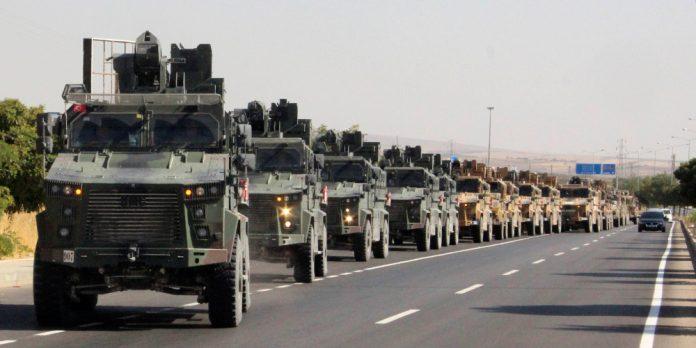ΤΟΥΡΚΙΑ: Ξεκίνησε η αποστολή στρατευμάτων στη Λιβύη