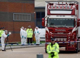 ΕΣΣΕΞ: Από το Βέλγιο είχε ξεκινήσει το ταξίδι του «το φορτηγό της φρίκης»