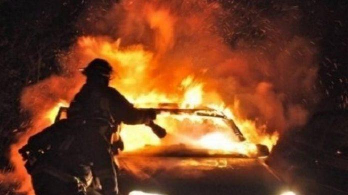 Άγιον Όρος: Φωτιά σε δασική έκταση στο Ακρωτήρι Αράπης