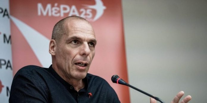 Βαρουφάκης: Προτείνει «Σχέδιο Μετάβασης στη 2η Φάση» για την αντιμετώπιση της πανδημίας του κορωνοϊού