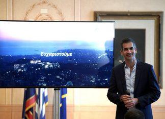 Ο Δήμος Αθηναίων φωταγωγεί εορταστικά την πόλη όσο ποτέ στο παρελθόν