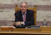 Τασούλας: Δεν αποτελεί άμεση προτεραιότητα της κυβέρνησης η επικύρωση των μνημονίων συνεργασίας με τη Βόρεια Μακεδονία