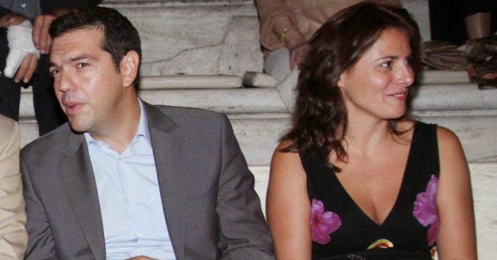 Τσίπρας για την γνωριμία του με την Μπαζιάνα: «Με είχε δει πρώτα αυτή»