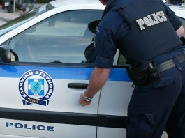 Πέντε αστυνομικοί τραυματίες και δύο συλλήψεις μετά από καταδίωξη ληστών