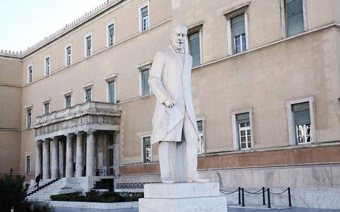 «Λίφτινγκ» για το ιστορικό κτίριο της Βουλής, με την φροντίδα του υπουργείου Πολιτισμού