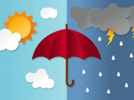 Επιδείνωση του καιρού αυτή την εβδομάδα με ισχυρές βροχοπτώσεις και χαμηλές θερμοκρασίες
