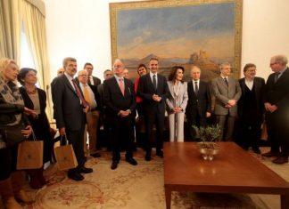 Αυτά είναι τα μέλη της Επιτροπής «Ελλάδα 2021»