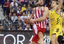 Euroleague: Ο Ολυμπιακός κέρδισε 89-72 τη Μπάγερν Μονάχου