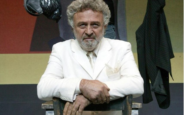 Έφυγε από τη ζωή ο ηθοποιός Τάσος Πανταζής