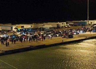 Απίστευτο! Παρ ολίγον τραγωδία στο λιμάνι της Κυλλήνης