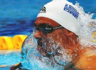 Ο Βαζαίος κέρδισε και δεύτερο χρυσό μετάλλιο στα 200μ. πεταλούδα