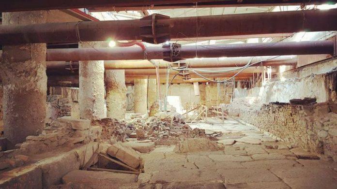 Θεσσαλονίκη: «Ναι» από το ΚΑΣ στην απόσπαση των αρχαιοτήτων στη Βενιζέλου