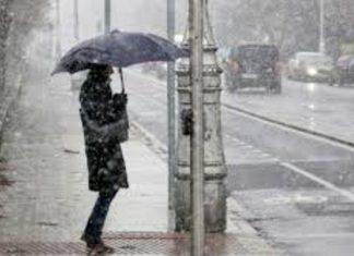Έρχεται κακοκαιρία εξπρές και φέρνει χιόνια και στην Αττική