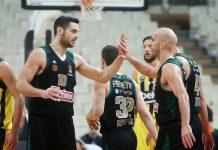 Euroleague: Παναθηναϊκός - Μπαρτσελόνα 81-92