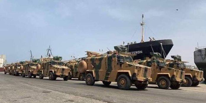 ΤΟΥΡΚΙΑ: «Ναι» από την Βουλή για την αποστολή στρατού στη Λιβύη