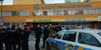 ΤΣΕΧΙΑ: Πυροβολισμοί σε νοσοκομείο - Τέσσερις νεκροί, αναζητείται ο δράστης