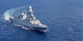 La Repubblica: Ιταλική φρεγάτα σε Κύπρο για ΑΟΖ και προστασία της Eni