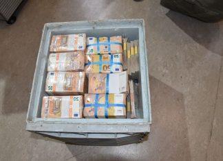 Καβάλα: Σε ηχείο, κούτες και φρεάτια κρυμμένα τα 3,3 εκατομμύρια ευρώ