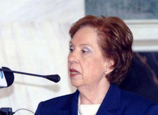 Η Άννα Μπενάκη-Ψαρούδα πρόεδρος της Ακαδημίας Αθηνών από την 1η Ιανουαρίου 2020