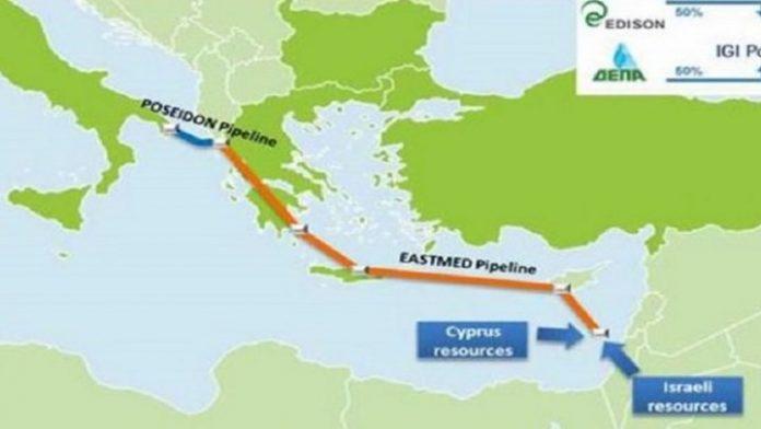 Αύριο η υπογραφή της συμφωνίας EastMed Ελλάδας, Κύπρου, Ισραήλ