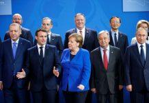 Διάσκεψη του Βερολίνου: Συμφωνία για τήρηση του εμπάργκο όπλων στη Λιβύη
