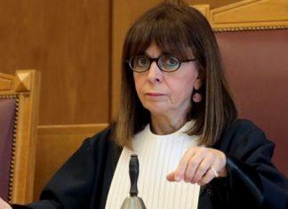 Πανηγυρικά εκλέχτηκε η Αικατερίνη Σακελλαροπούλου πρώτη γυναίκα Πρόεδρος της Δημοκρατίας