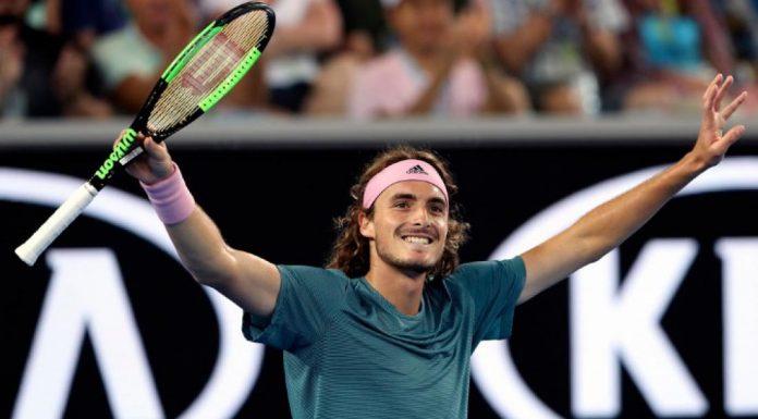 Τσιτσιπάς: Προκρίθηκε στα ημιτελικά του Australian Open