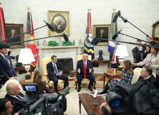 Στον Λευκό Οίκο ο πρωθυπουργός: «Η συμφωνία Τουρκίας - Λιβύης προκαλεί αποσταθεροποίηση»