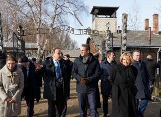 Μητσοτάκης - Άουσβιτς: Τιμούμε τη μνήμη των Ελλήνων Εβραίων