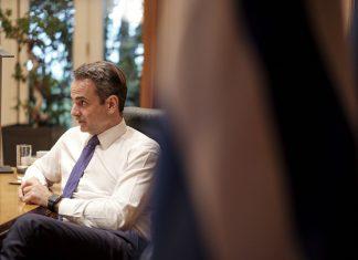 Κορωνοϊός: Ο πρωθυπουργός συζήτησε με τον Σωτήρη Τσιόδρα για τα επόμενα βήματα