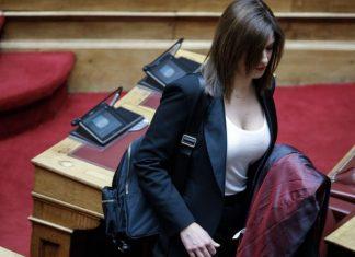 Η Νοτοπούλου έκλεψε τις εντυπώσεις